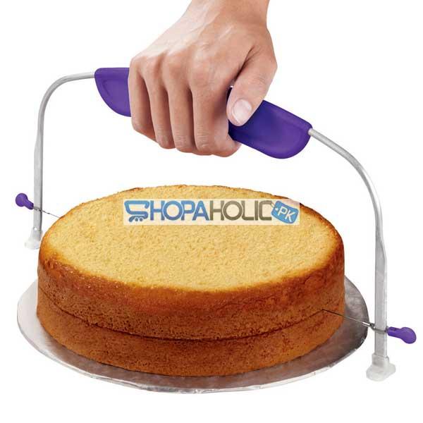 Adjustable Cake Leveler 12