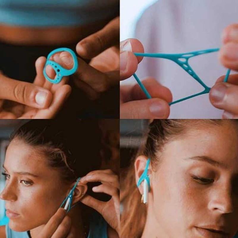 1623016487 Silicone Earbuds Secure