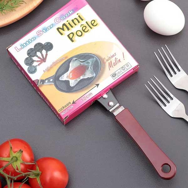 Mini Poele - Mini Egg Frying Pan