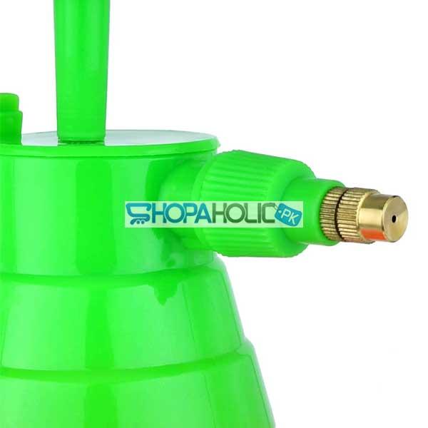Pressure Sprayer, 2-Litre, Ergonomic Grip for Gardening, Fertilizing, Cleaning & General Use Spraying