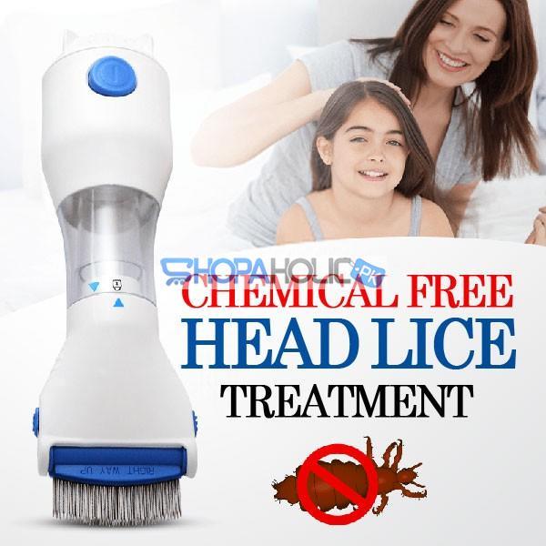 Vacuum Comb Anti Lice