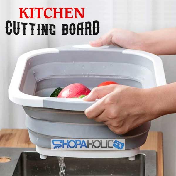 Foldable Multifunction Cutting Board