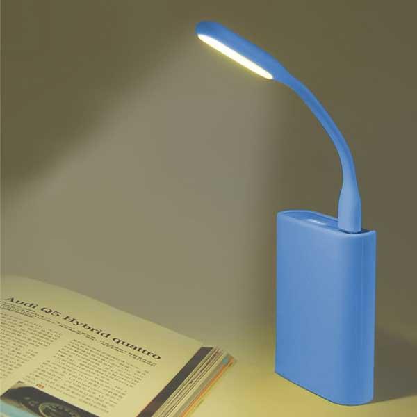 Pack of 2 (One Dollar Deal) Flexible Portable Mini USB LED Light