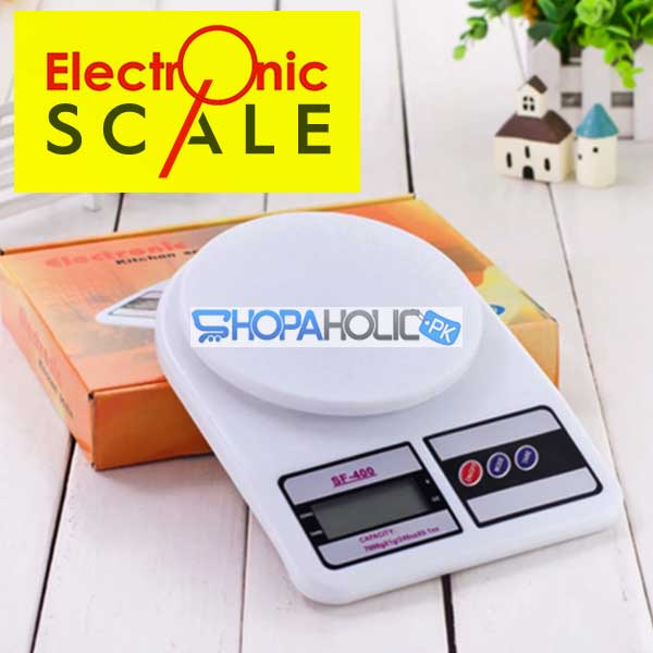 Electronic Kitchen Scale (SF-400)