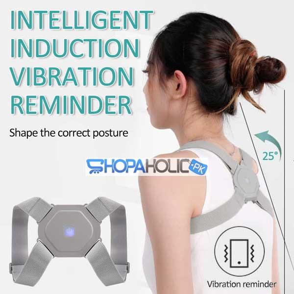 Smart Intelligent Induction Posture Corrector for Men & Women