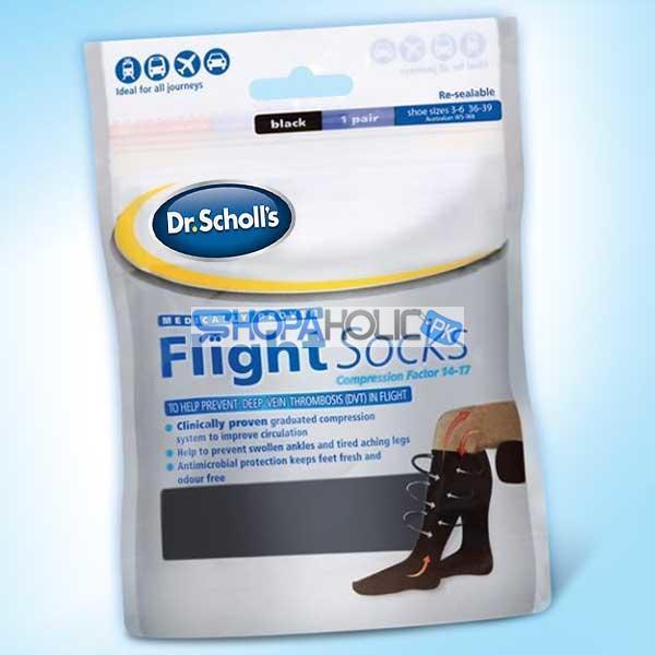 Medically Proven Flight Socks