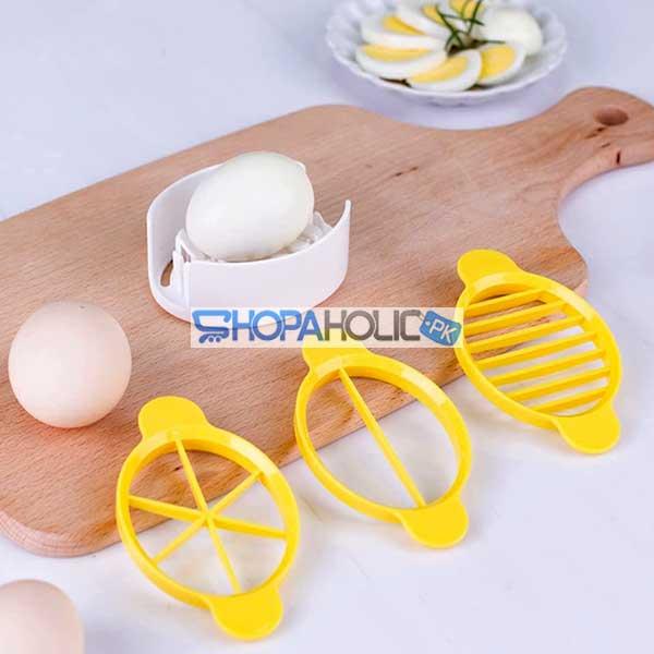 3 Way Egg Slicer